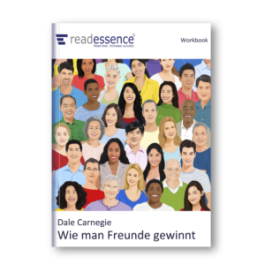 Wie man Freunde gewinnt Workbook Produktfoto