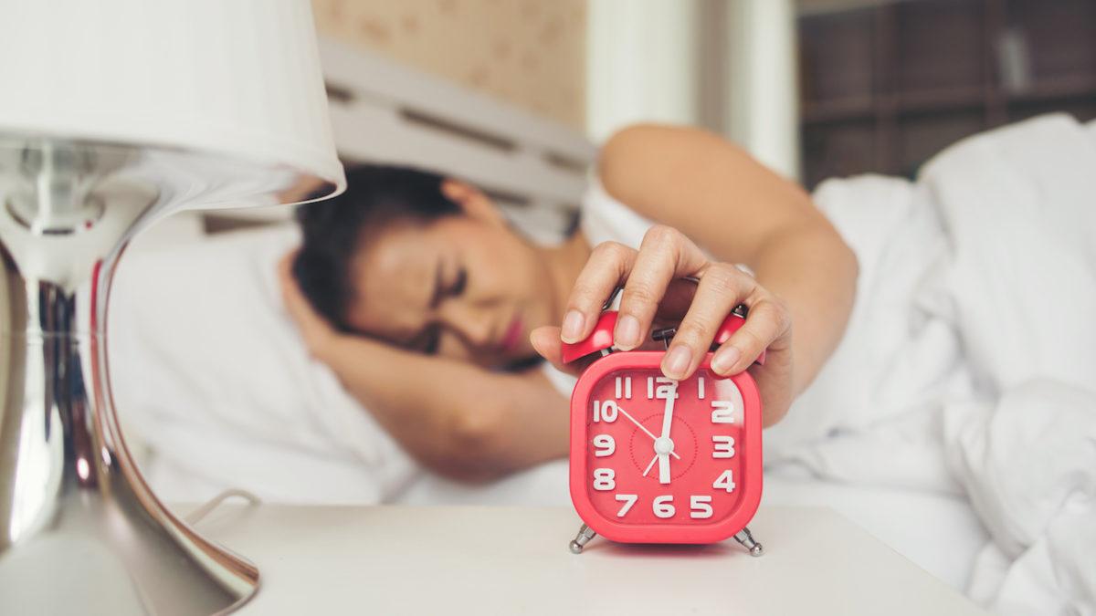 wieso snoozen dich krank macht